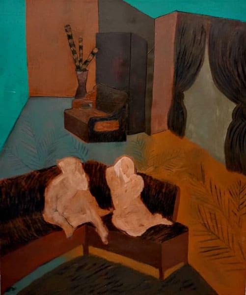 نمایشگاه سپیده احمدی منفرد در گالری سایه
