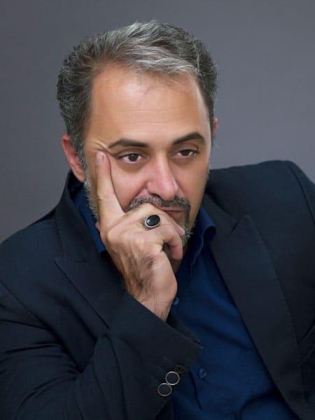 مسعود عربشاهی و صادق تبریزی