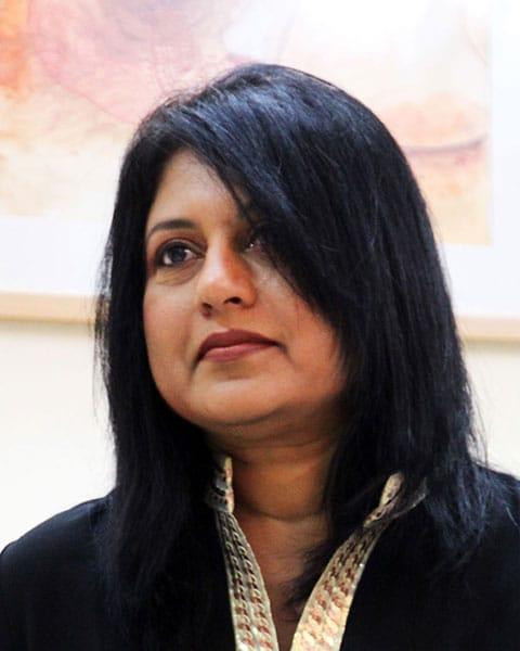 آنولی پررا هنرمند سریلانکایی