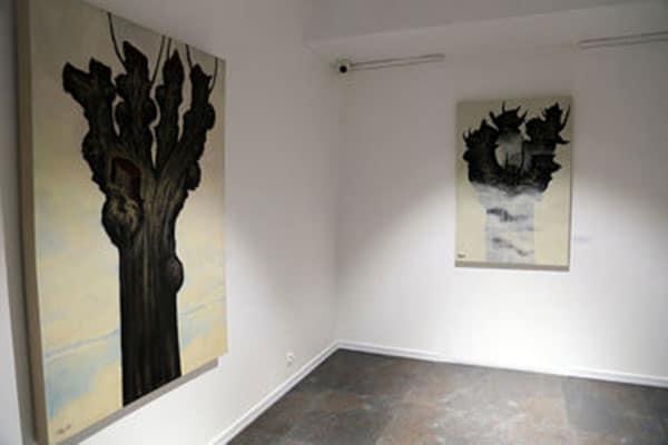 نمایشگاه زندگی در گالری فرمانفرما