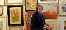 نمایشگاه صد اثر صد هنرمند گالری گلستان
