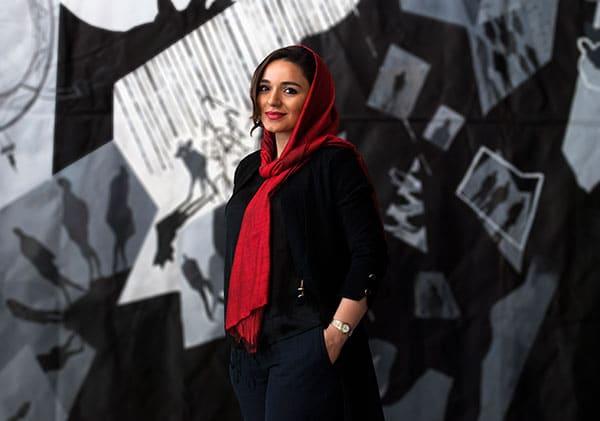 نمایشگاه انفرادی سحر علیزاده