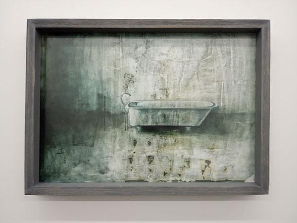 نقد نمایشگاه علیرضا چلیپا در گالری اُ