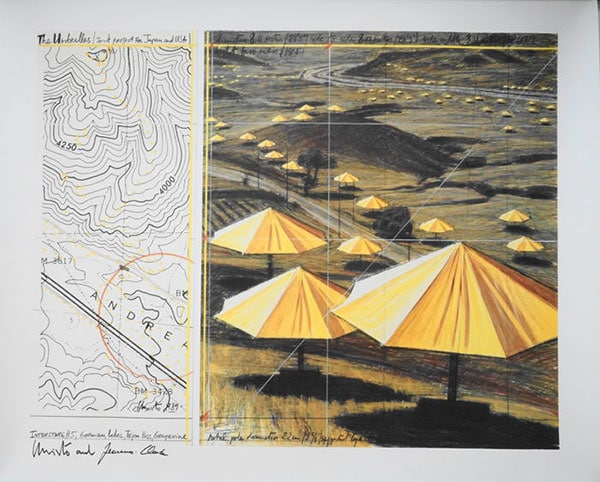 Christo and Jeanne Claude 2