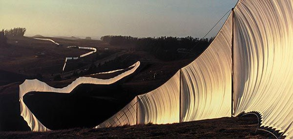 Christo and Jeanne Claude 7
