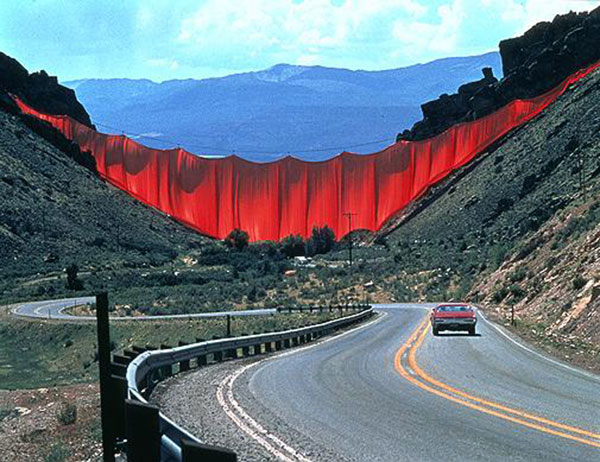Christo and Jeanne Claude 8
