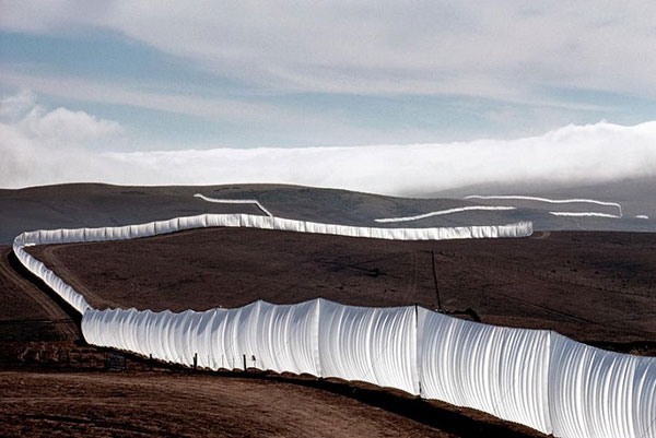 Christo and Jeanne Claude 9