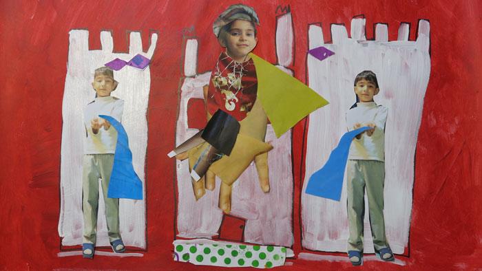 خلاقیت و آموزش هنر به کودکان