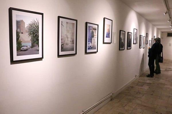 نقد نمایشگاه لیلا سیبر در گالری ژاله