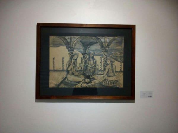 نمایشگاه تاها حامد در گالری ثالث