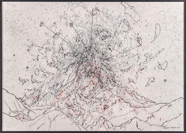نقد نمایشگاه مریم فرشاد گالری آران
