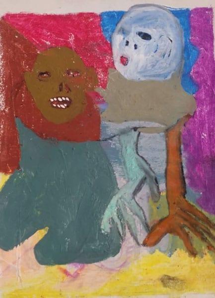 نمایشگاه انفرادی شه گل صفرزاده در ژاله