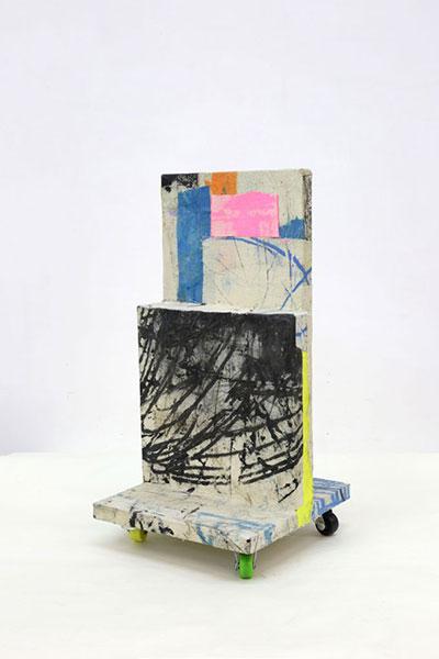 نمایشگاه حبیب فرجآبادی گالری اعتماد