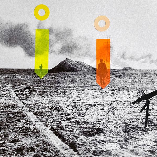 نقدی بر نمایشگاه مرجعیت نامتقارن پرهام تقیاف