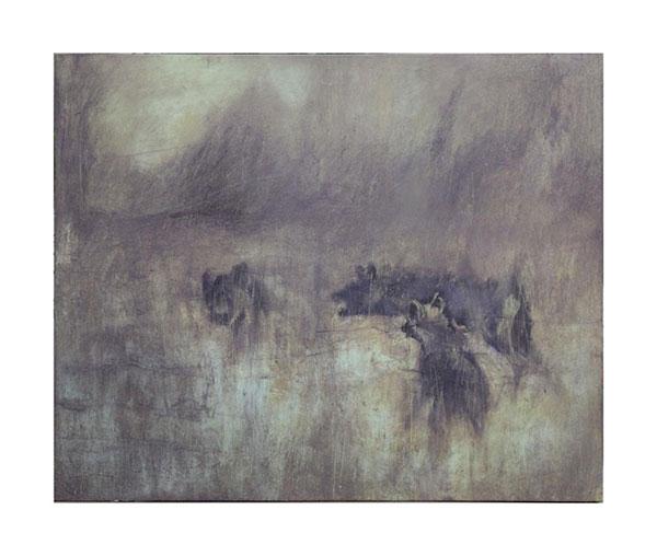 نقد نمایشگاه سمیه خدایی گالری آتبین