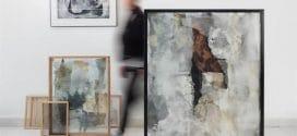 نقد نمایشگاه المیرا میرمیران گالری آران