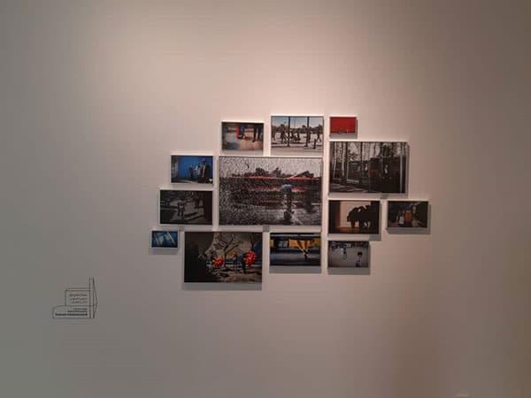 نمایشگاه هوفر حقیقی گالری باوان