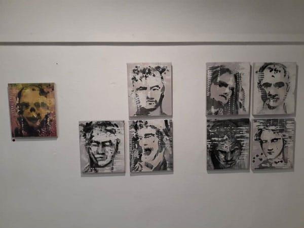 گزارش نمایشگاه های تجسمی مازندران