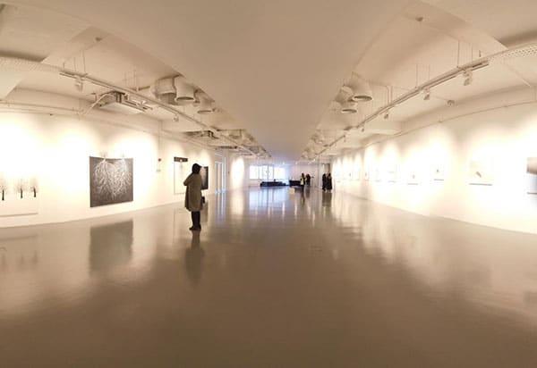 نقد نمایشگاه هادی شعبانی گالری فریا اسپیناس
