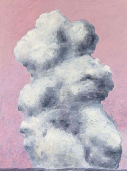 نقد نمایشگاه محمد رحیمی در گالری ماه