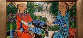 نقد نمایشگاه صادق تبریزی گالری سهراب