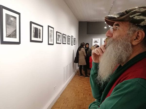 نقد نمایشگاه گروهی عکس در گالری تم