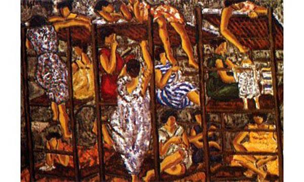 معرفی هنرمندان عرب انجی افلاطون