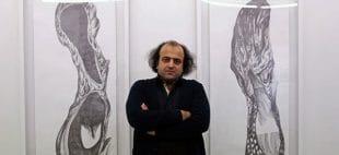 گالری قرنظینه طرحی از فرهاد گاوزن