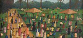 مارگارت نخلا هنرمند مصری