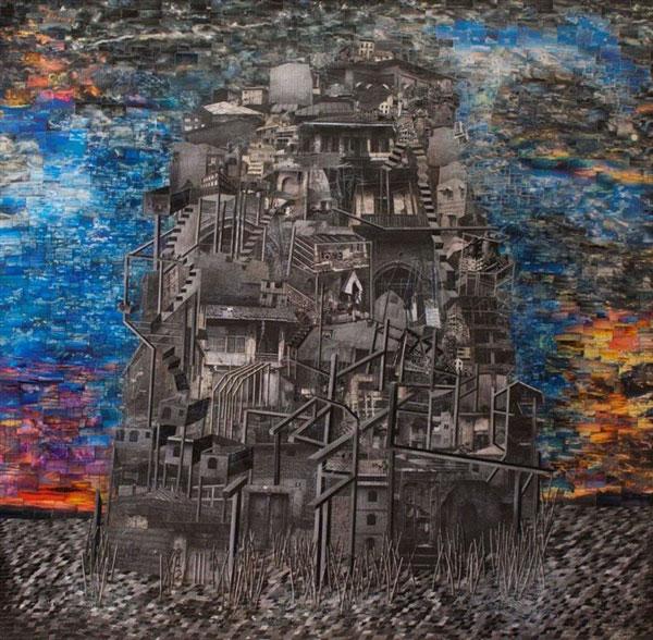 بازگشایی گالری های تهران پس از قرنطینه کرونا