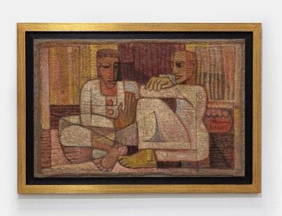 سمیر رفیع، نقاش سوررئال مصری