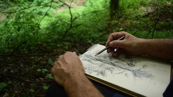 گزارش پروژهی هنر در روستا