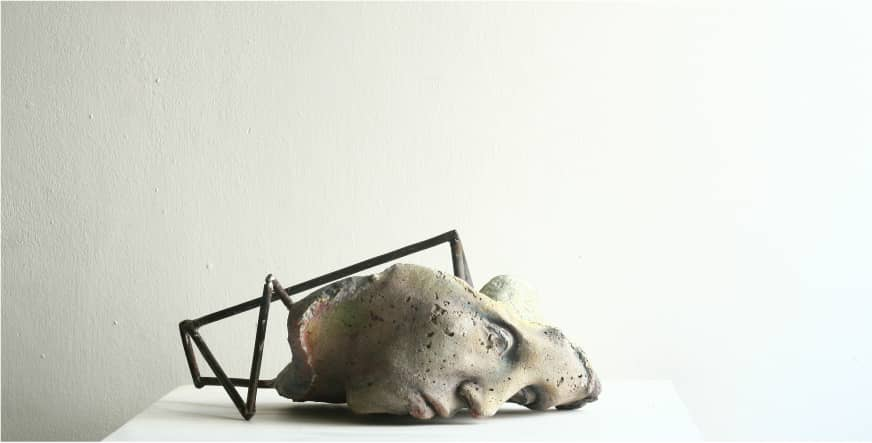 عفت جلیل نژاد نقاش و مجسمه ساز