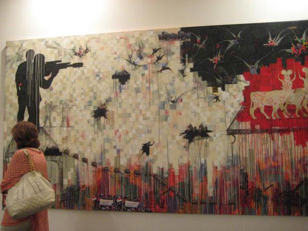 معرفی هنرمندان عرب خالد حافظ