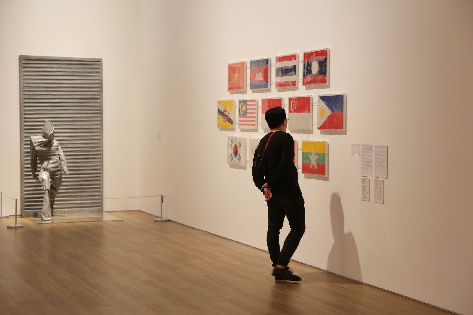بازدیدکنندگان موزه