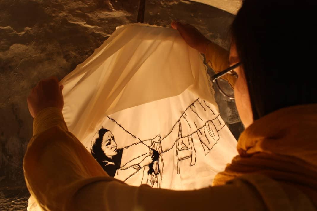 پروژههای گفتگویی بُرجاس گالری ایسو آمل