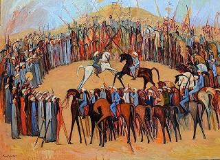 هنرمندان عرب علاء عواض