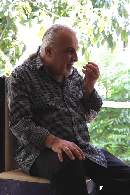 رضا یحیایی هنرمند