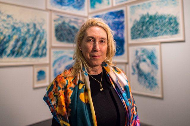 لیزا فیلیپس مدیر موزه نیو