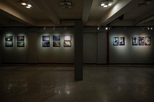 نخستین سالانه هنرهای تجسمی ساتین
