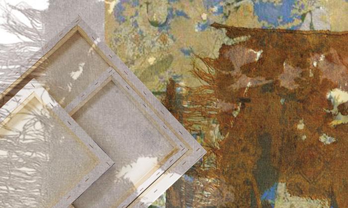 کاغذ ایرانی بوم سنتی در هنرهای ایرانی