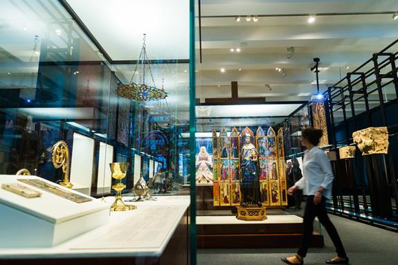 موزه در قرون وسطی