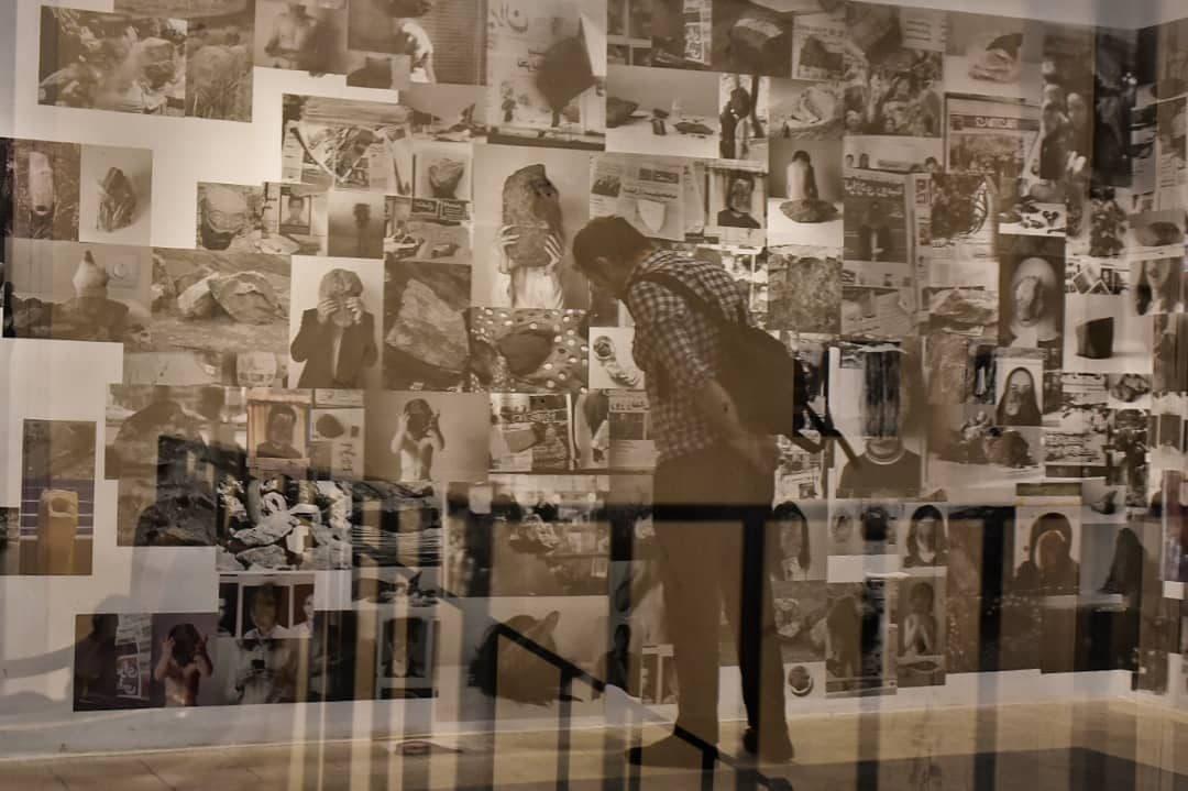 میترا سلطانی در گالری پلتفرم 3
