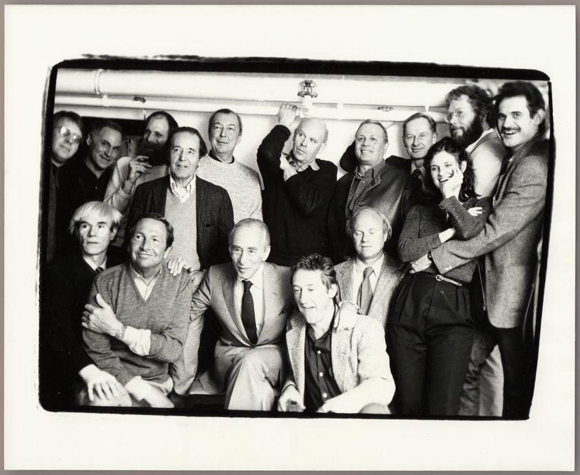 بازار هنر معاصر لئو کاستلی و هنرمندانش