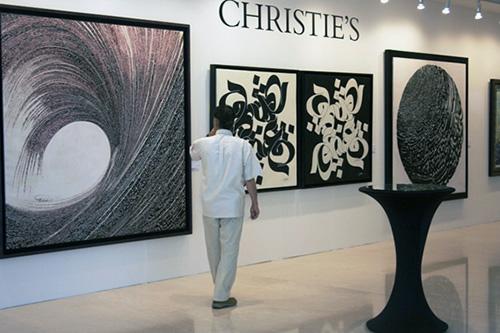 بازار هنر در قرن بیستم
