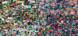 اثر بیپل در بازار هنر رمز ارزها در حراجی کریستی