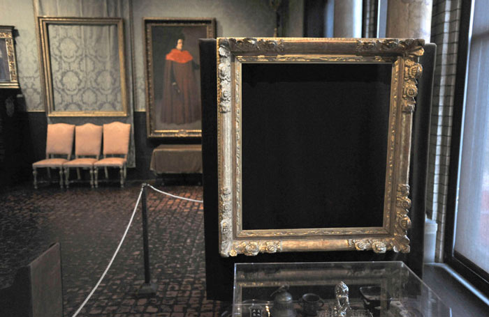 بزرگترین دزدیهای هنری