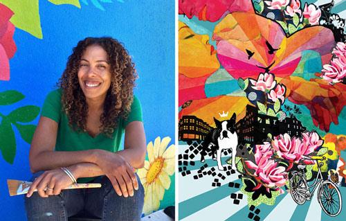 هنرمندان در عصر کرونا سیلویا لوپز چاوز