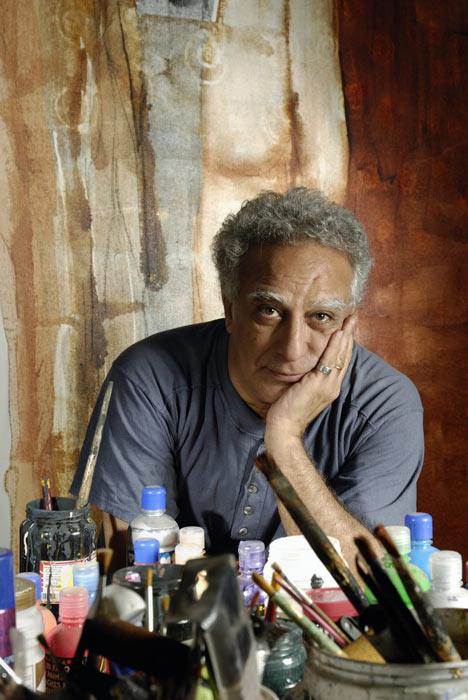عادل ال سیوی هنرمند معاصر مصر