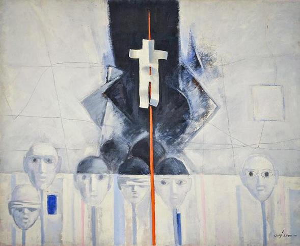 زکریا الزینی هنرمند مصری